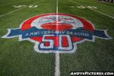 American Football League 50th Anniversary logo