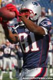 New England Patriots WR Randy Moss