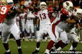 Arizona Cardinals QB Kurt Warner