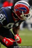 Buffalo Bills WR Terrell Owens