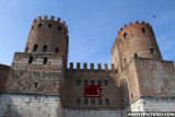 St. Sebastiano Gate of the Aurelian Walls - Rome, Italy