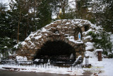The Grotto at University of Notre Dame