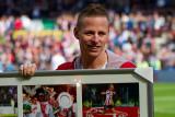 Balázs Dzsudzsák Good Bye, now an Anzhi Makhachkala player