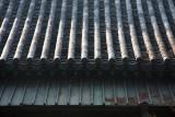 Symmetrical Palace roof