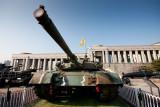 Korean War Tank
