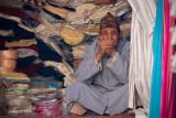 Shopkeeper in the Medina, Marrakesh