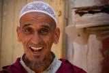 Friendly Moroccan man