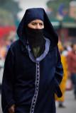 Woman on Jamaa el Fna