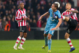 Wilfred Bouma with Luuk de Jong
