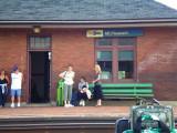 Mt.Pleasant, IA train station