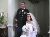 Presenting Sgt. and Mrs. John O'Leary