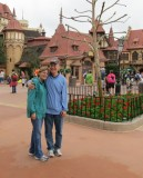 Downtown Disney and Epcot, Orlando - January 26-27, 2012