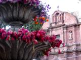 dia de los muertos - fountain, igelsia