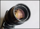 TAYLOR HOBSON ORTAL 3 inch 75mm f2 TV Lens