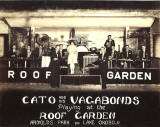 Cato at the Roof Garden 1920 30s