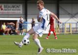 Hawks vs Llanelli AFC 0 Friendly - Sat Aug 11, 2012