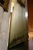 Trustam Organ 1889 - Side Pipes