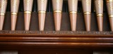 Trustam Organ 1889 - Makers Inscription
