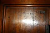 Trustam Organ 1889 - Graffiti!