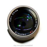 Contax G Lens 90mm f/2.8