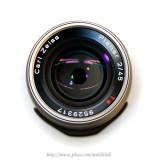 Contax G Lens 45mm f/2