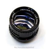 Pentax-110 50mm f/2.8