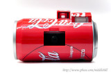 Coca Cola 35mm Film Camera