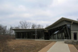 New Visitor's Center