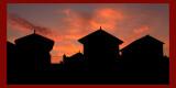 Sevilla Sunrise Silhouette