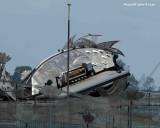 ''Alien Craft'' Crash Landing