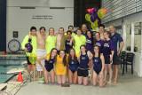 STA & NCS Swim Teams versus Wilson School - February 7, 2012