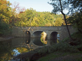 October 9th - The rebuilt Catoctin Aqueduct