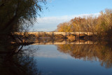 Nov 13th - Early morning at the Monocacy Aqueduct