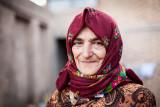 Elderly woman - Mojen, Semnan