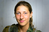 Soldier - Bethlehem checkpoint