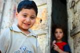 Boy and girl - Hebron