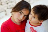 Two girls - Hebron