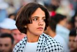 Celebrating Gaza pullout - Ramallah