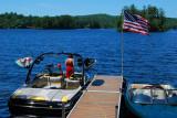 Suncook Lake - July 4