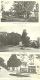 Three Views - Gilmanton Iron Works Square