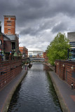 Canal at Brindley Place