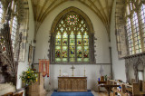 Lady Chapel in cathedral