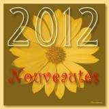 2012 nouveautes