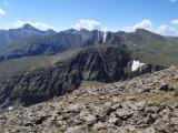 Longs Peak; viewpoint from Hallet Peak