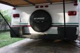 Pop-up camper modifications