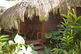 Cabana at Lamanai - home for 3 nights