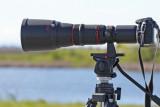 Kowa PROMINAR 500mm f5.6 fl lens