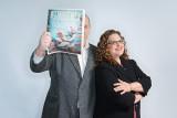 Evan Kleinman and Jonathan Gold-2010.jpg