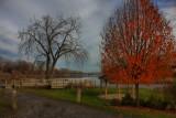 Mohawk River in HDRDecember 2, 2011