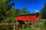Bridge at the Green in HDRSeptember 1, 2012
